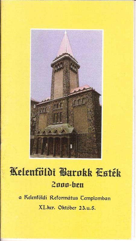 Kelenföldi Barokk Esték 2000 001