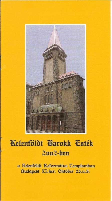 Kelenföldi Barokk Esték 2002 001