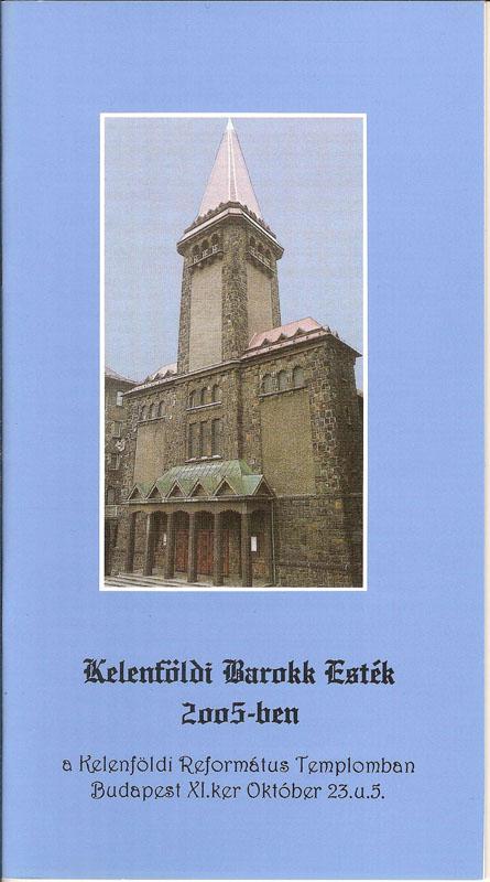 Kelenföldi Barokk Esték 2005 001