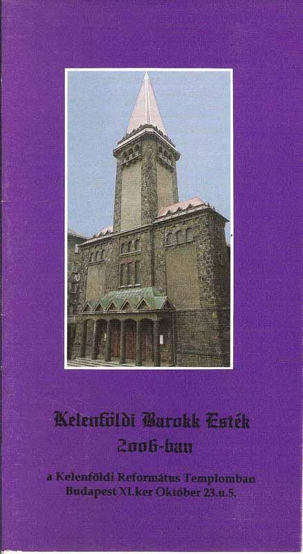Kelenföldi Barokk Esték 2006 001