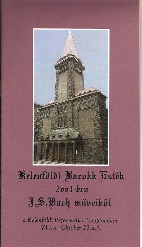 Kelenföldi Barokk Esték 2001 001