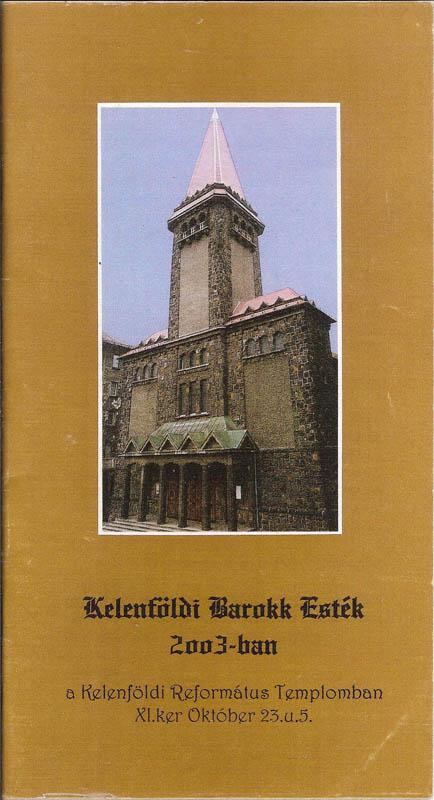 Kelenföldi Barokk Esték 2003 001