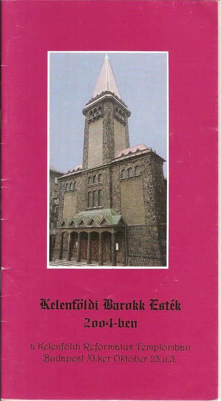 Kelenföldi Barokk Esték 2004 001